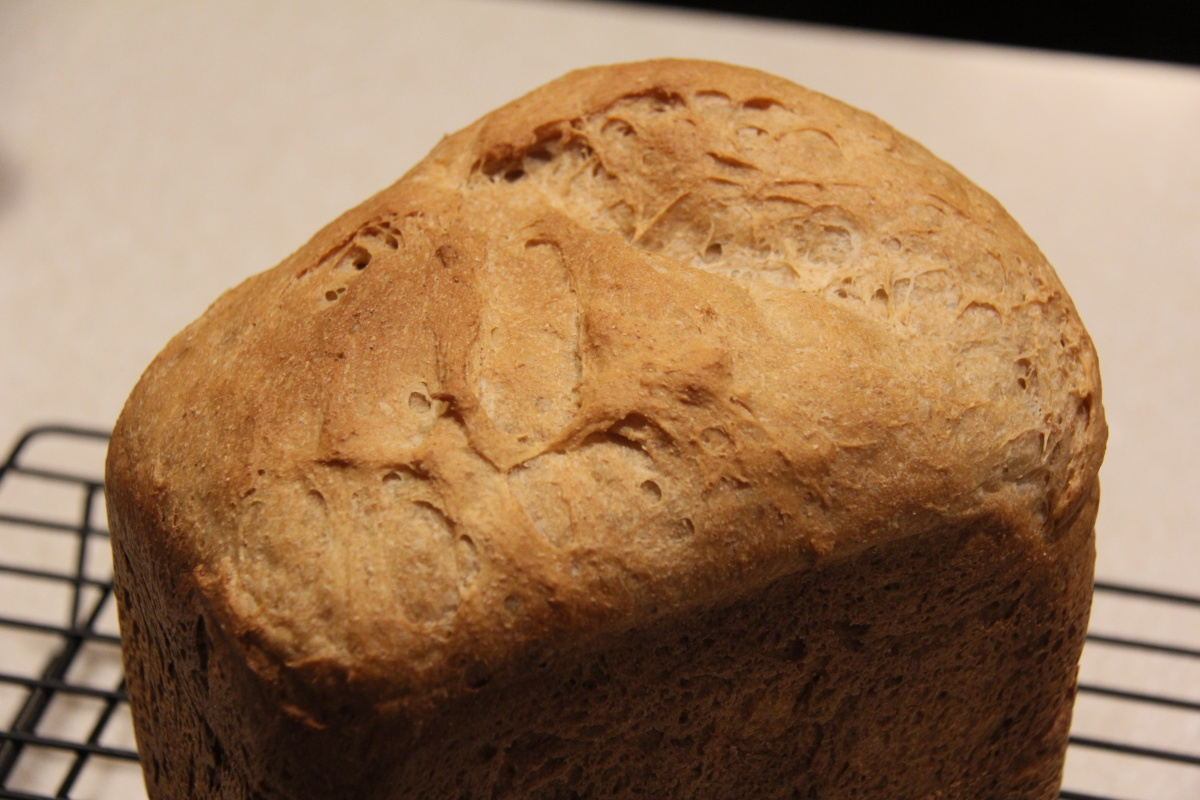 Honey Wheat Bread | Baking Genes