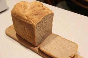 honey wheat bread 0012