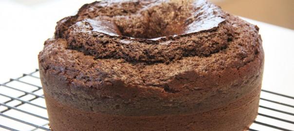 Nona's Chocolate Cake