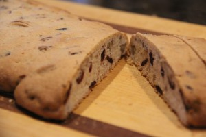 orange pecan cranberry biscotti0005